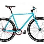 Bicicleta Create Blue Black