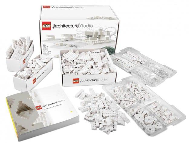 LEGO-Architecture-Studio